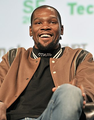 Kevin Durant - Durant in 2017