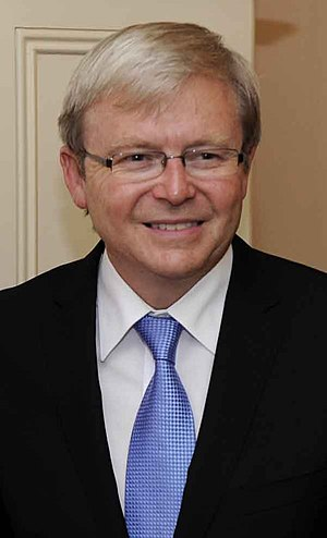 Kevin Rudd, Australian politician