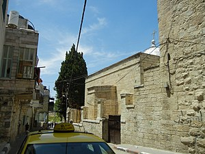 Feast of Saint George (Palestine) - Image: Khadir`s St.George church outlook 1