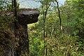 Khao Yai, Thailand, Natural stone platform, Hill evergreen forest.jpg