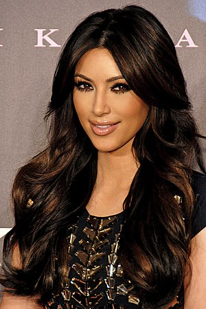 Kim Kardashian Fragrance Launch, Glendale, CA ...
