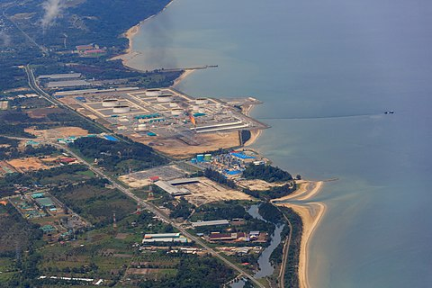 Sabah Oil and Gas Terminal - WikiMili, The Free Encyclopedia