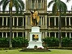 Standbeeld van koning Kamehameha I