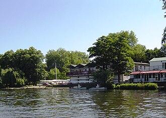 Kingston Rowing Club - Image: Kingston Row Club 01
