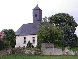 Espenhain - Church