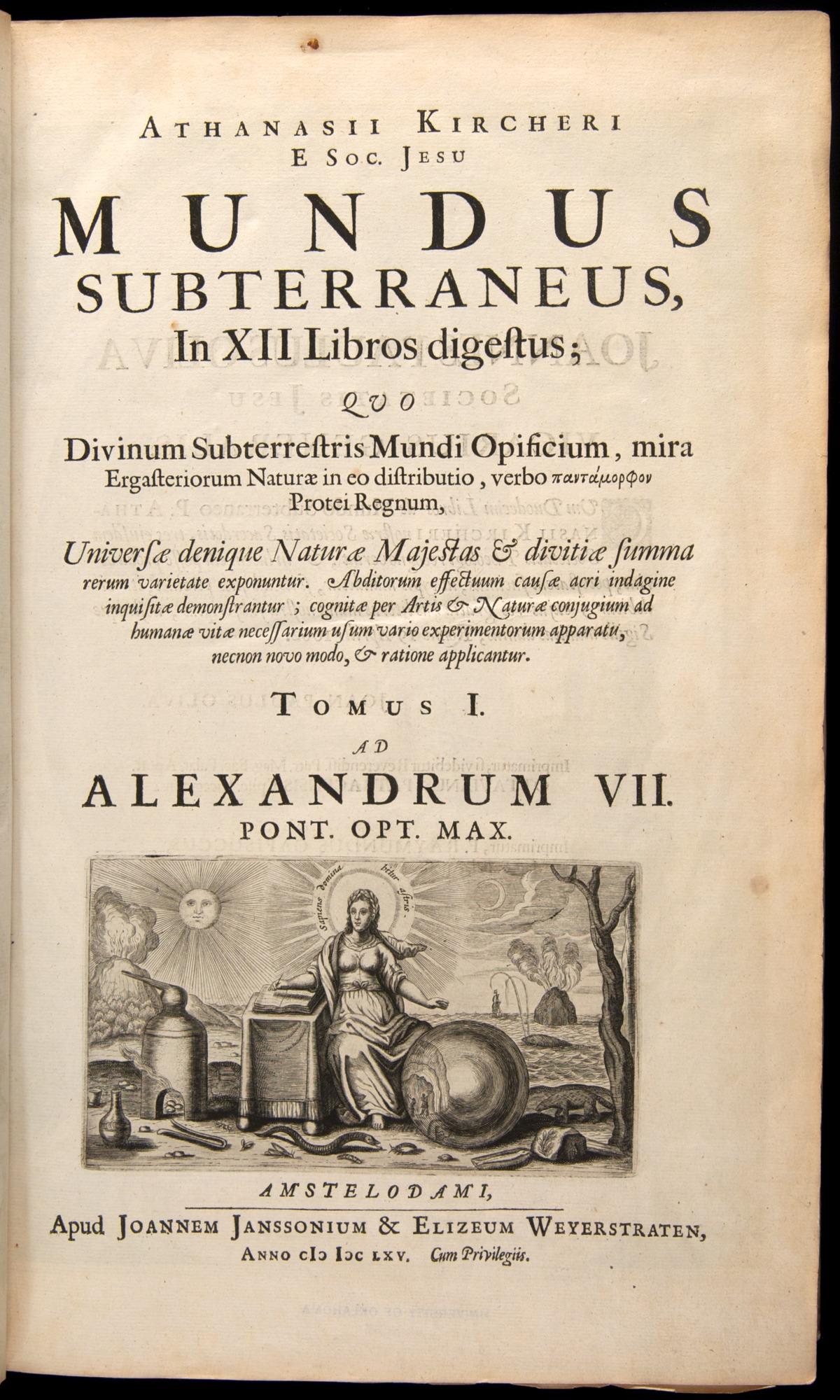 Athanasius Kircher's Theatre of the World by Joscelyn Godwin