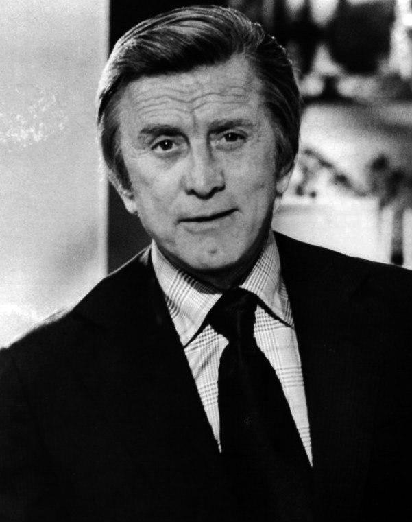 Kirk Douglas Tonight Show guest host 1975