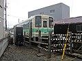 Kishu Railway KR205 at Nishi-Gobō Station 02.jpg