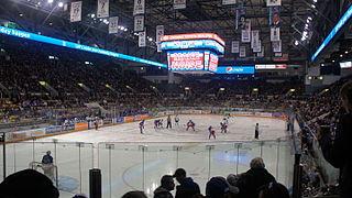 A multi-use municipally-owned facility in Ontario, Canada