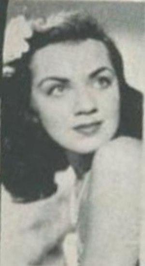 Kitty Kallen - Kallen, c. 1944