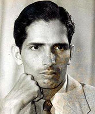 Kattingeri Krishna Hebbar - K K Hebbar in Bombay on 11 December 1945.