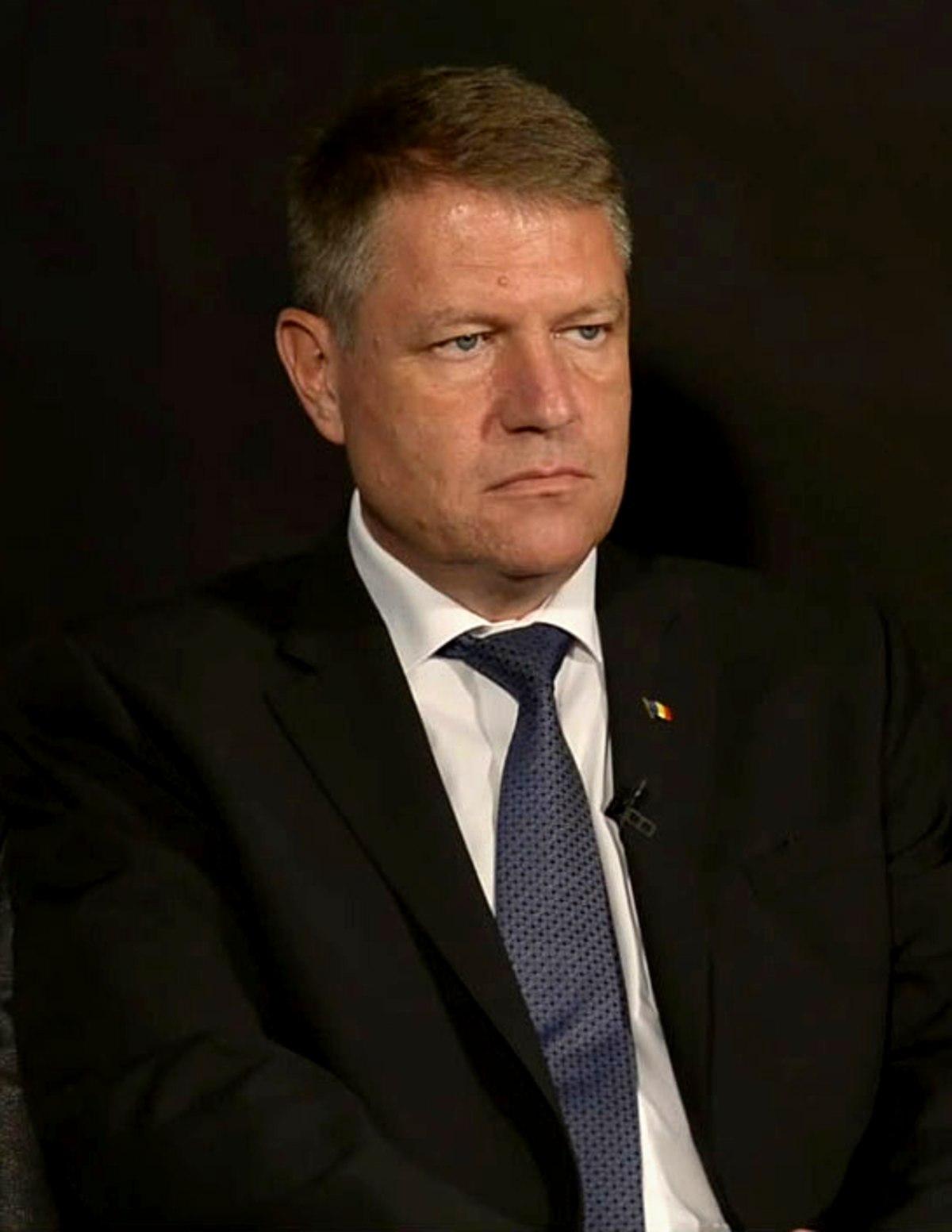 Klaus Iohannis - Wikipedia