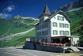 Klausen Pass - Hotel Passhohe