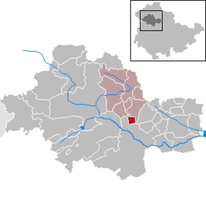 Kleinwelsbach - Image: Kleinwelsbach in UH