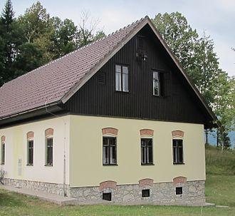 Peter Kosler - Image: Koce Kocevje Slovenia Kozler house