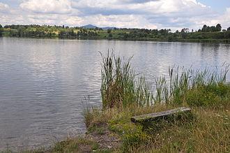 Kočevje - Lake Kočevje
