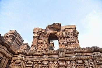 Konark Temple, Odisha by Ankush Bagga 2.jpg