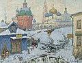 Konstantin Gorbatov - View of the Trinity Monastery (1).jpg