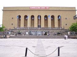 Kunstmuseet Göteborg.   JPG