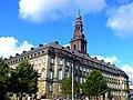 Kopenhagen - Schloss Christiansborg - Christiansborg Slot - panoramio.jpg