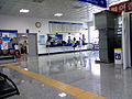 Korail Changwon station interior 20090616.jpg