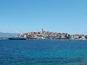 Korcula from west.jpg