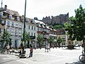 Kornmarkt und Schloss - Heidelberg - geo.hlipp.de - 1506.jpg