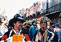 Kosmic Debris in the French Quarter, New Orleans mardi Gras 1997 02.jpg