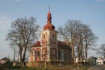 Kostel sv. Prokopa v Úněšově - okres Plzeň - sever, Česká republika.jpg