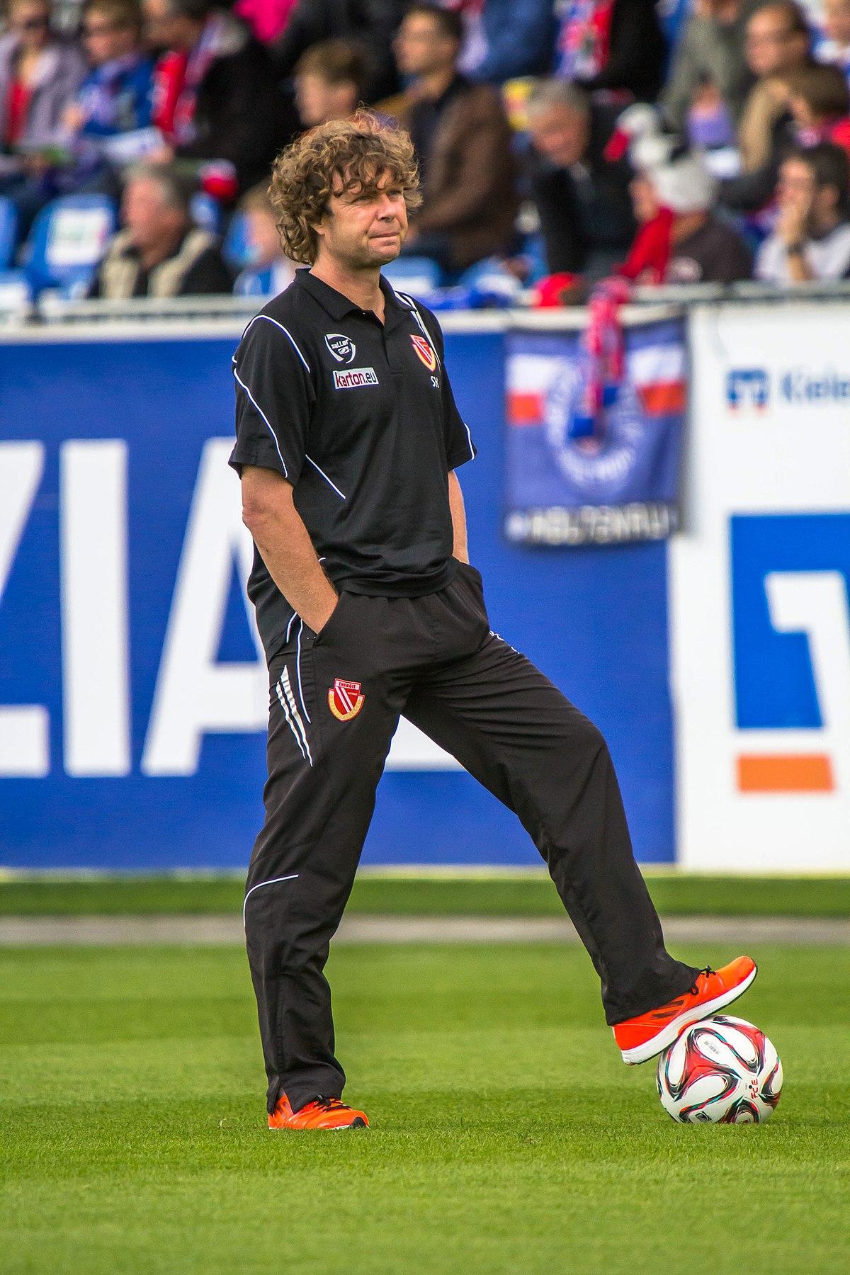 Deutscher Fußballtrainer