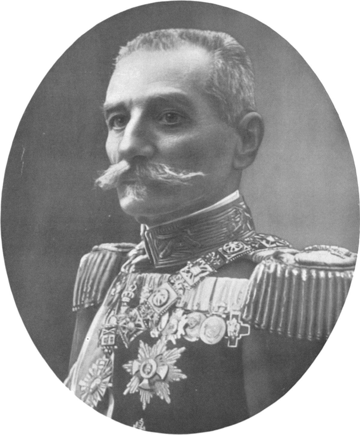 Peter I of Serbia - Wikipedia