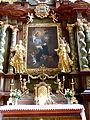 Krems Piaristenkirche - Joseph Calasanz Altar 1.jpg