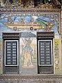 Krishna et Radha en avion (Haveli Kedia, Fatehpur) (8440941546).jpg