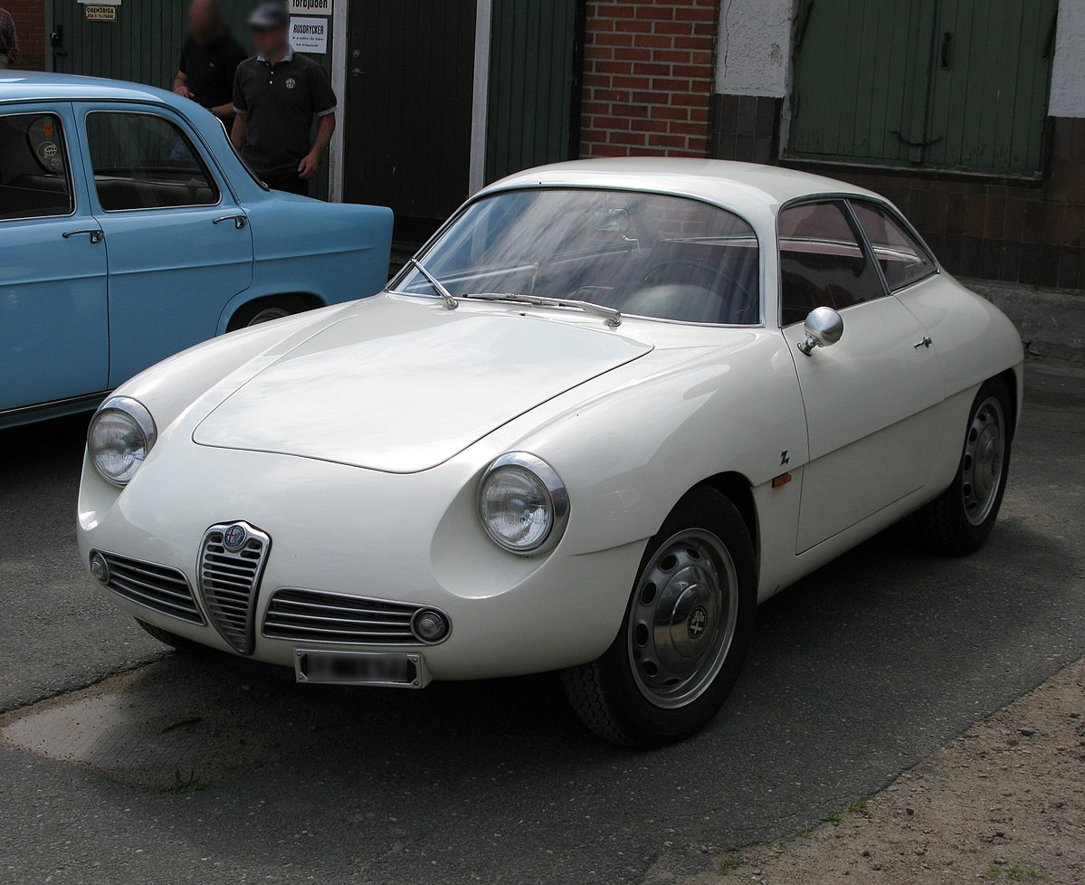 alfa romeo giulietta sz wikipedia. Black Bedroom Furniture Sets. Home Design Ideas