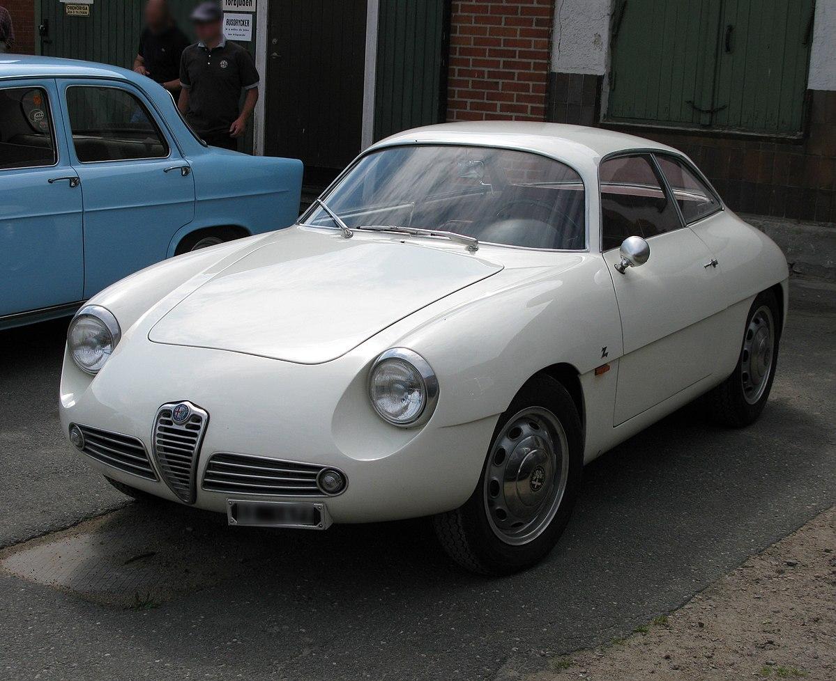 Px Kristianstad Gp Alfa Romeo Giulietta