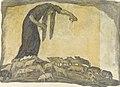 Kristjan Raud. Nõid ja põrsad. 1914.jpg