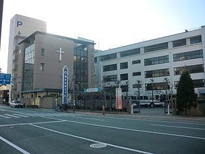 Kumamoto Shin-ai girls highschool.JPG