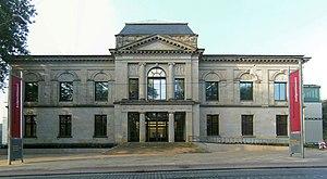 Kunsthalle Bremen - The restored Kunsthalle Bremen, 2011