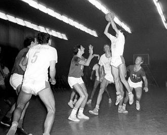 KD Slovan - KD Slovan vs Maribor 66 in 1969