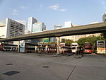 Kwun Tong Ferry Bus Terminus viewed from south.JPG