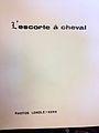 L'escorte a cheval - Photo album of Mobutu's cavalry - title page.jpg