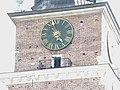 """L'orologio della torre nella Piazza centrale medioevale di """" Rynek Glowny"""" - panoramio.jpg"""