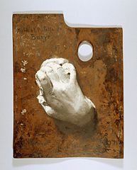 The Hand of Antoine-Louis Barye
