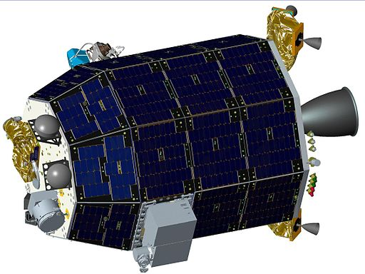 LADEE spacecraft 1