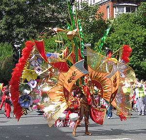 Leeds West Indian Carnival - Carnival Queen 2009