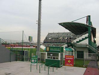 Thai League 1 - Image: LEO Stadium