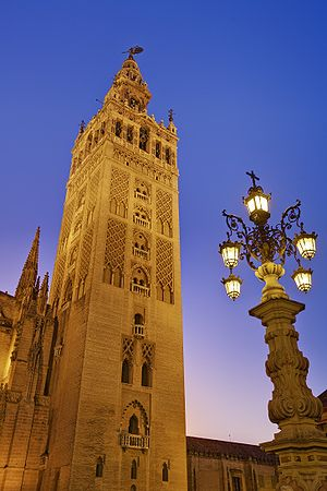 La Giralda, Seville, Spain - Sep 2009.jpg