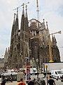 La Sagrada Família, Barcelona - panoramio (1).jpg