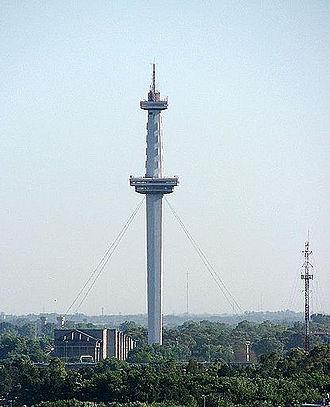 Villa Soldati - Image: La Torre del Parque de la Ciudad