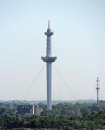 La Torre del Parque de la Ciudad